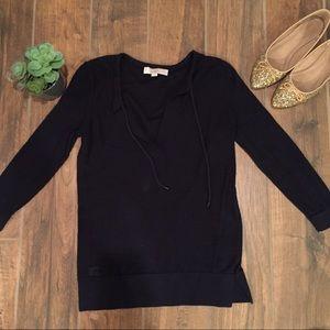 LOFT pullover tunic